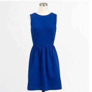 J.Crew Blue Daybreak Dress M